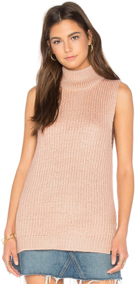 Obey Covert Sweater Turtleneck $66 thestylecure.com