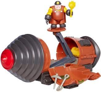 Disney Incredibles 2 Junior Supers Tunneler Vehicle