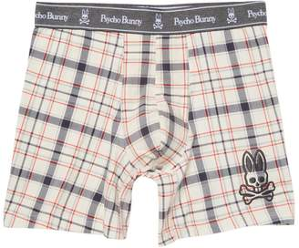 Psycho Bunny Men's Print Boxer Brief