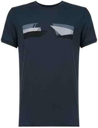 Track & Field Graphic print t-shirt