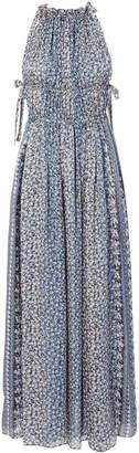Ulla Johnson Augustine Pleated Maxi Dress