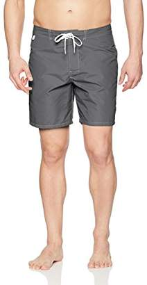 "Sundek Men's Classic 17"" Fixed Waist Swim Short"