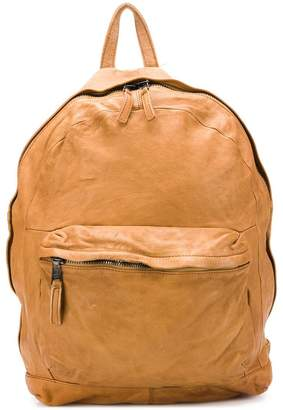 Giorgio Brato front pocket backpack