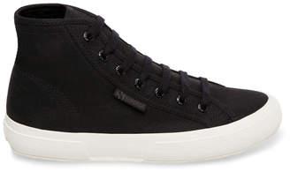 5ce63b00a8d Show Me Your Mumu Superga ~ High Top Platform Sneakers ~ Black White