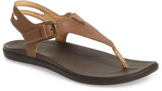 OluKai 'Eheu V-Strap Sandal