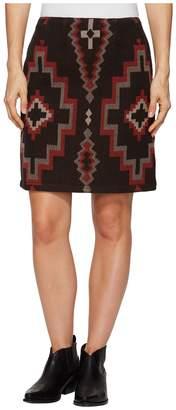 Double D Ranchwear Cross Canyon Mini Skirt Women's Skirt