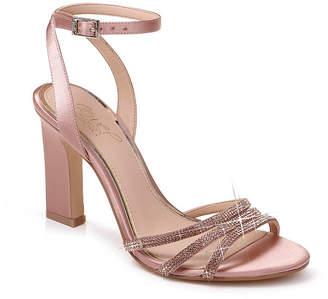 Badgley Mischka Sparkle Sandals Women Shoes