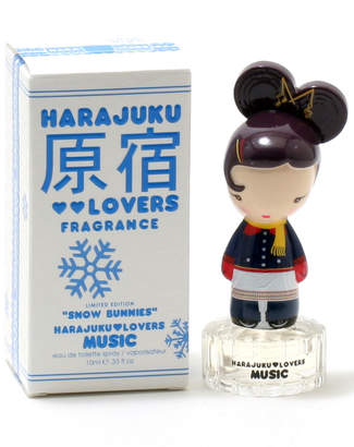Harajuku Lovers Girls Snow Bunnies Girls' Music .33Oz Eau De Toilette Spray