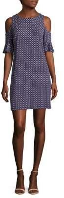 Donna Morgan Cold Shoulder Dress