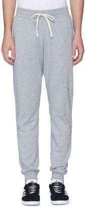 Reigning Champ Tapered leg sweatpants