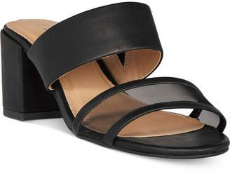 Esprit Sophia Strappy Slide Dress Sandals Women's Shoes
