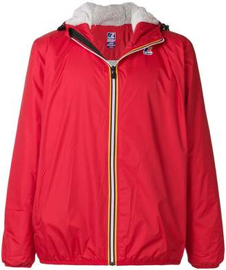 K-Way shell jacket