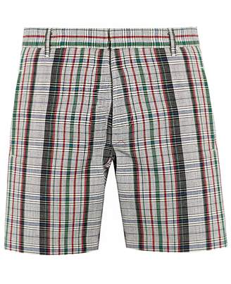 Orley Cub checked wool shorts