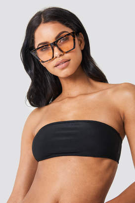 Na Kd Swimwear Structured Bandeau Bikini Top