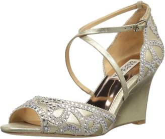 df7523c785cb Badgley Mischka Gold Shoes For Women - ShopStyle Canada