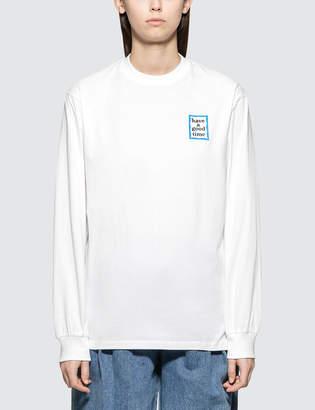 Have A Good Time Mini Frame Long Sleeve T-shirt