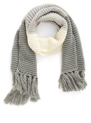 Women's Bp. Knit Scarf $29 thestylecure.com