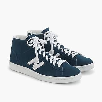 f28e2536d8 at J.Crew · J.Crew New Balanceu0026reg  for 891 high-top sneakers