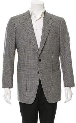Tom Ford Wool Two-Button Sport Coat