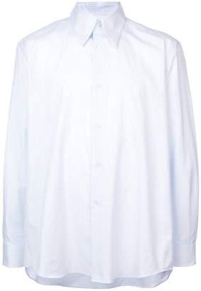 Raf Simons longsleeved shirt