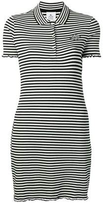 b5fea85419 Lacoste Live striped shirt dress