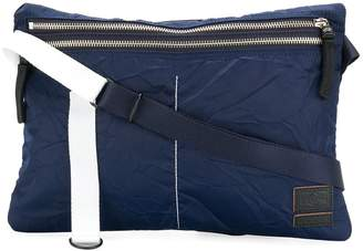 Porter denim shoulder bag