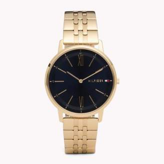 Tommy Hilfiger Cooper Yellow Gold Watch