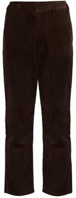 SASQUATCHfabrix. Corduroy Trousers - Mens - Brown