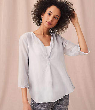 Lou & Grey CP Shades Pascal Shirt