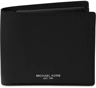Michael Kors Men's Harrison Leather Billfold Wallet