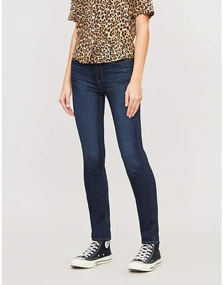 Selfridges Paige Denim Hoxton skinny high-rise jeans