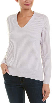Vince V-Neck Wool & Cashmere-Blend Sweater