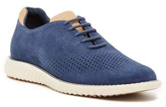 Steve Madden Vaelen Suede Oxford Sneaker