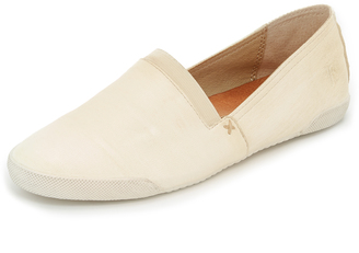 Frye Melanie Slip On Sneakers $158 thestylecure.com