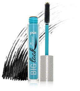 Pur Big Look Waterproof Mascara - Black