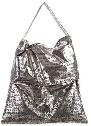 Chanel Unlimited Garment Bag