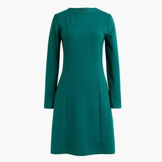 J.Crew Long-sleeve sheath dress