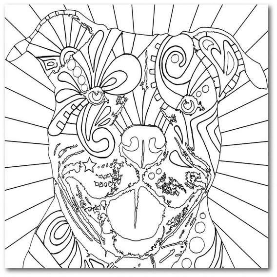 Trademark Fine Art Beware CB by Dean Russo