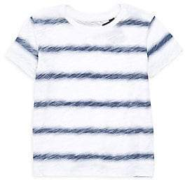 ATM Anthony Thomas Melillo Baby & Kid's Slub Jersey Watermark Stripe Tee