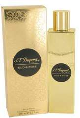 S.t. Dupont Oud & Rose Eau De Parfum Spray (Unisex) By
