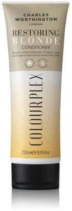 Charles Worthington ColourPlex Restoring Blonde Conditioner 250ml