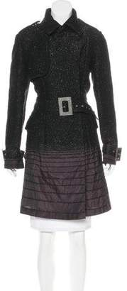 Christian Dior Metallic Coat w/ Tags