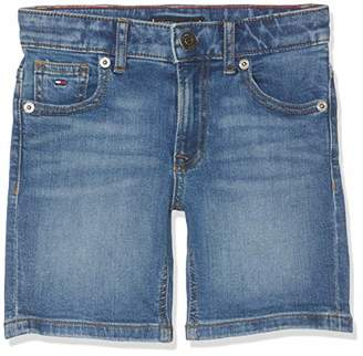 Tommy Hilfiger Boy's Randy Relaxed Short Nymst(Size: 7)