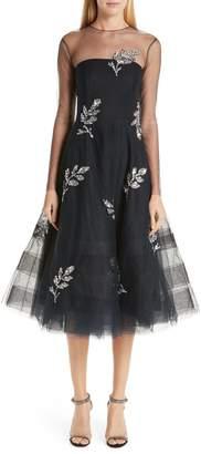 Sachin + Babi Drs Candille Fit & Flare Dress