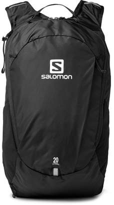 Salomon Trailblazer 20 Shell Backpack - Men - Black