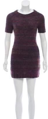 Rachel Zoe Multicolor Knit Dress