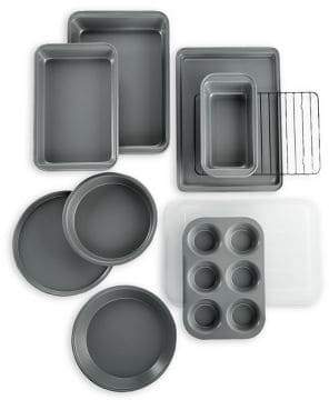 Martha Stewart Ten-Piece Ceramic Bakeware Set