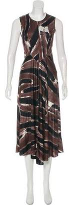 Rachel Comey Silk Printed Dress w/ Tags
