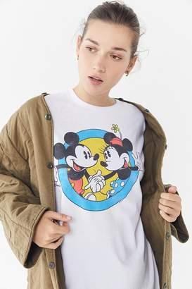 Junk Food Clothing Mickey & Minnie Tee