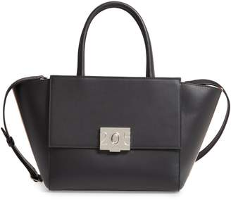 6b4a8fa421f Calvin Klein Black Top Handle Handbags - ShopStyle
